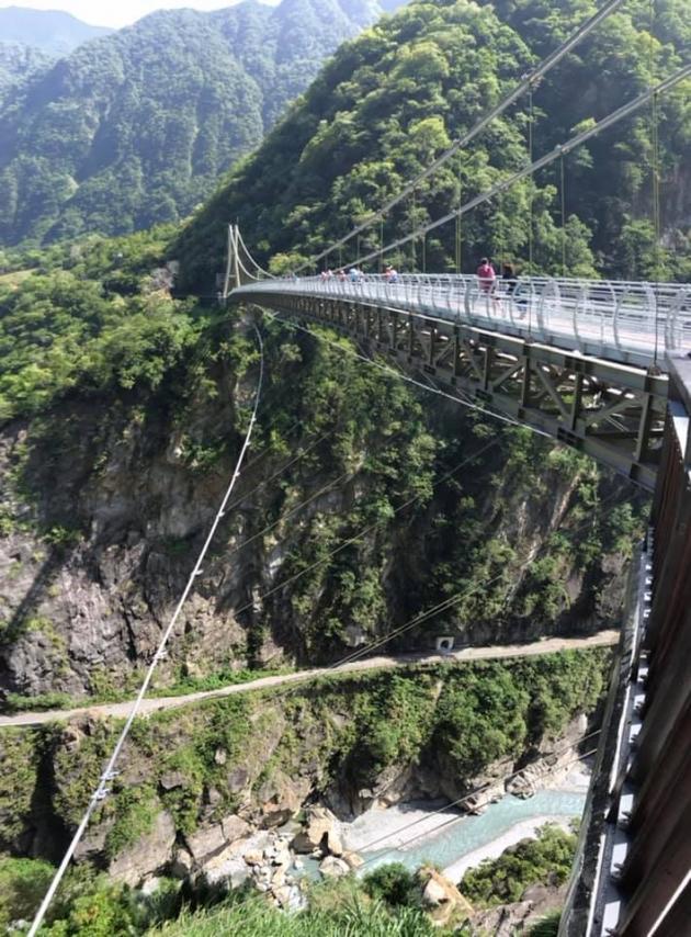 山月吊橋,太魯閣健行二日遊(接受預約包團) 1