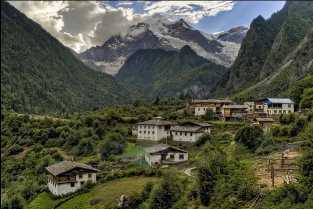 穿越千年眾神之巔-尼泊爾人間仙境13日 8