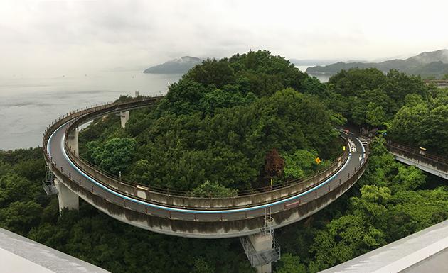 悠遊海上仙島~島波海道單車飛島6日 3