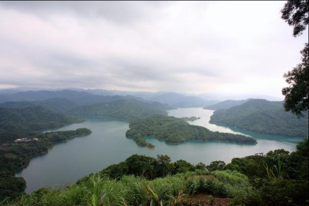 獅頭山、鱷魚島、八卦茶園 1
